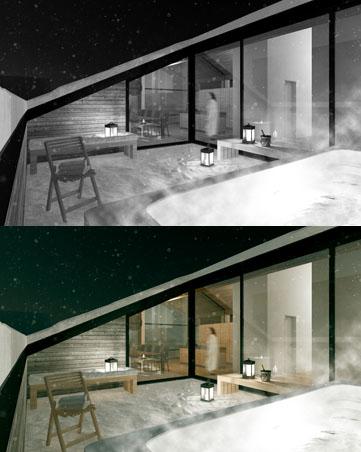 Balkon Mini Slider